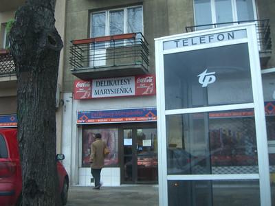 Warsaw Visit 22 Jan 2007