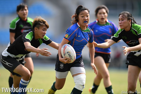 2019年全國7人制錦標賽(Taiwan Rugby Championship 7s)