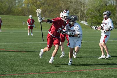 5/9/18: Boys' Varsity Lacrosse v Salisbury