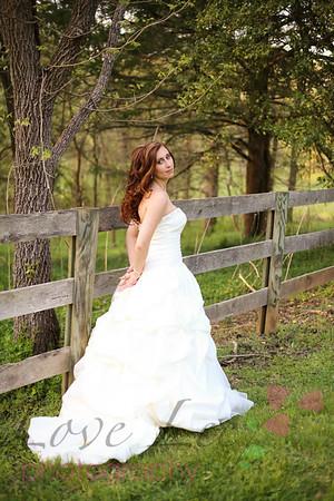 Tina's Bridal Peeks