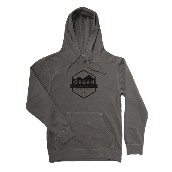 Organ Mountain Outfitters - Outdoor Apparel - Mens Outerwear - The Workshop Hoodie - Grey.jpg