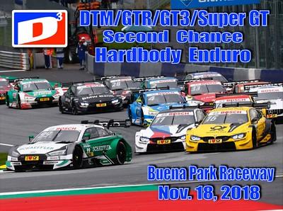 Second Chance DTM/GTR Enduro 2018