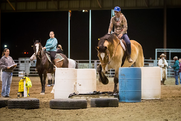 Norco Horseweek - Obstacle Course