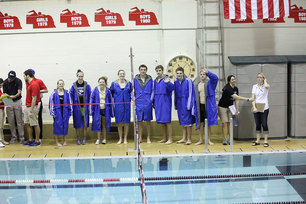 2013 MNHS Swim Warrior Invite