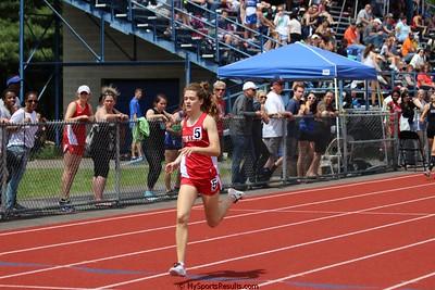 Girls 400m Run