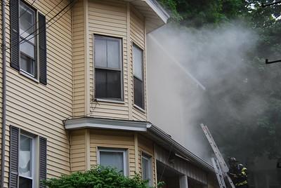 2 Alarm House Fire - 31 Olive Street, Meriden, CT - 5/27/18