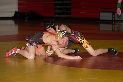 010815 Erie Wrestling vs Skyline