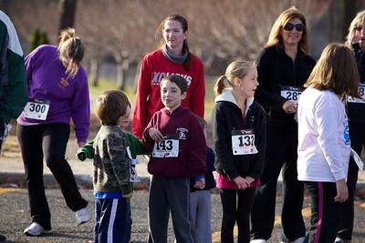 Mile Fun Run 2011