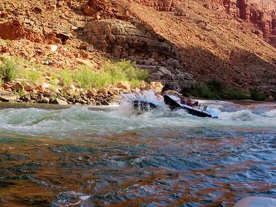 Grand Canyon Rafting - 2016