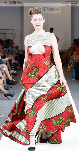 African Fashion Week DC 2015 - AFWDC - AFWDC Runway Fashion Show and Vendors - Everrything Rrouge 3-21-2015