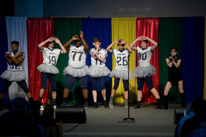 Stone Ridge Christian Follies 2019