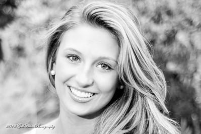 Ashley Merker - Black and White