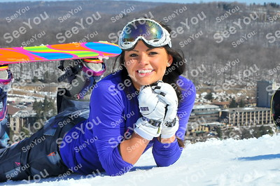 Photos on the slopes 2-28-16