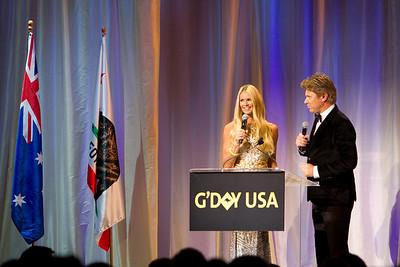 G'Day USA Black Tie Gala 10th Anniversary - 1.12.2013