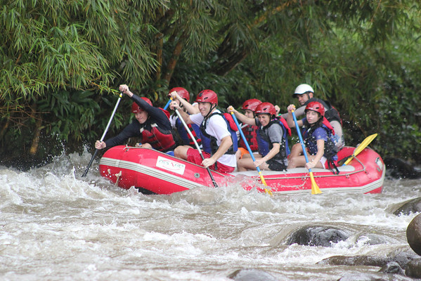 Rio Balsa Rafting