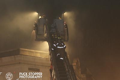 6 Alarm Building Fire - 684 Main Ave, Passaic, NJ - 7/23/17