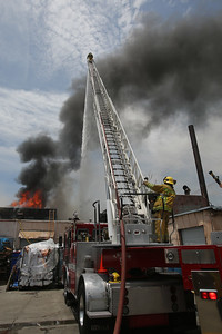 Valley IC - LAFD - June 28, 2015