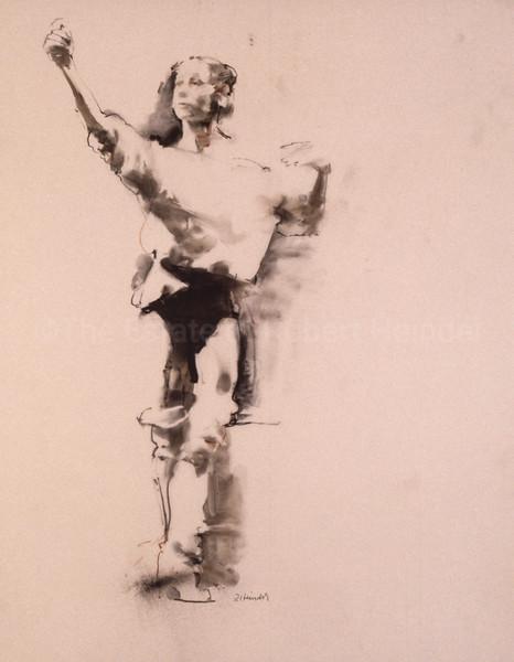 Ballet #267 (c1980s)