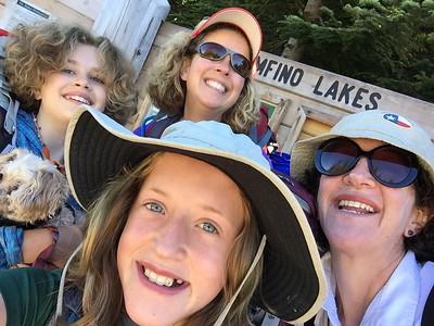 Damfino Lakes Campout 2015