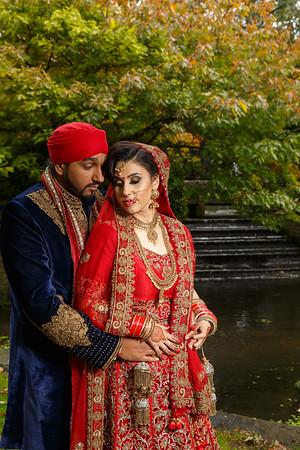 Simran & Avrina Wedding
