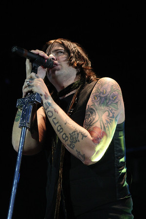 Hinder at The Big Show Wy