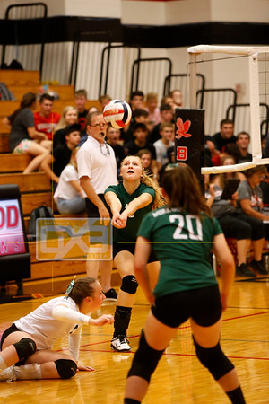 SBC quad - Brookwood vs Wonewoc-Center VB19