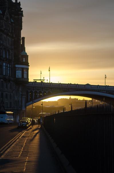 Edinburgh North Bridge