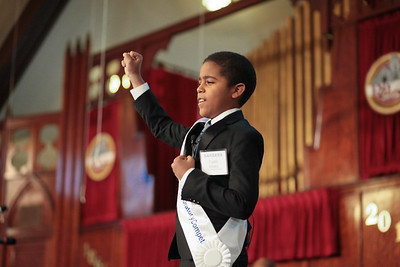 Gardere 2018 MLK Oratory Competition