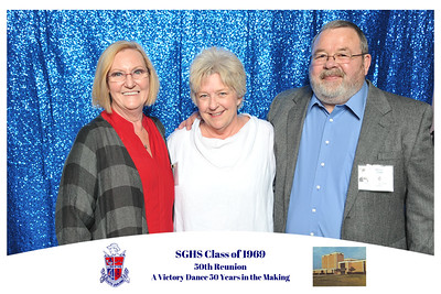 SGHS Class of 1969 50th Reunion