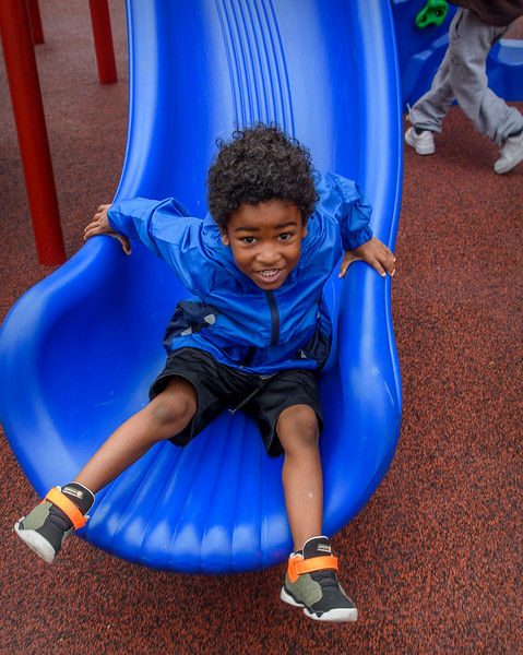 J&J Playground Dedication