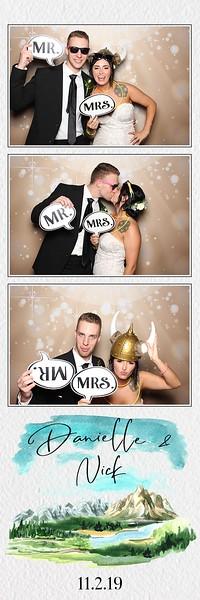 Danielle + Nick