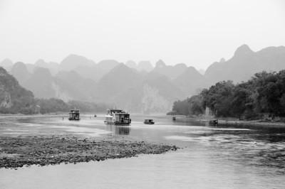 Li River Boat Ride