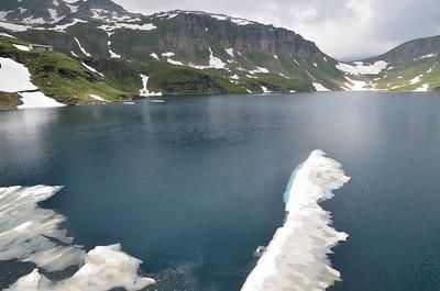 Lago Busin Inferiore