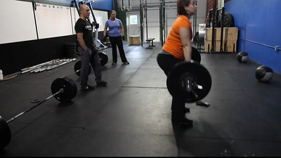 CrossFit Harford 12-20-12