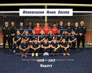 170110 HHS Boys Soccer