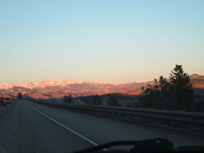 Vail Ski trip, solo
