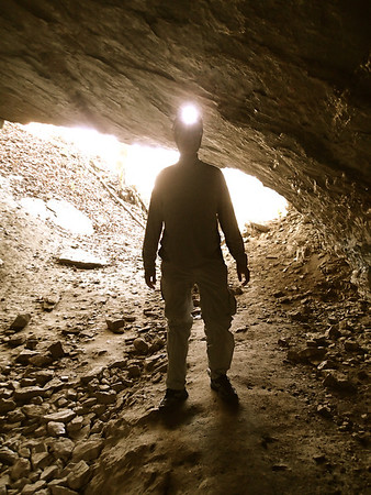 Caving Worley's Cave Tennessee October 26th, 2013