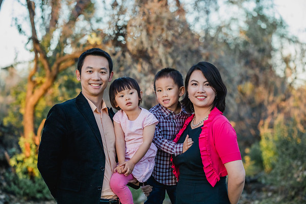 Mingzhu Family Session