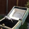 .80ctw Antique English 3-Stone Peruzzi Cut Diamond Ring 4