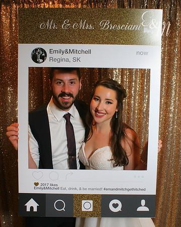 Emily & Mitch - Wedding Photo Booth