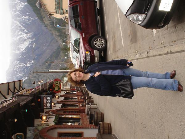 Honeymoon to Leavenworth