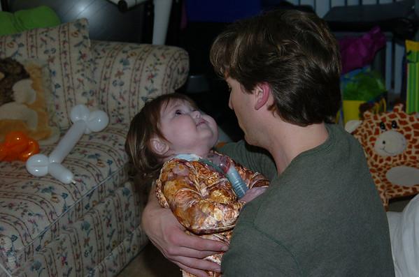 Hailey's 2nd Birthday - December 15, 2005