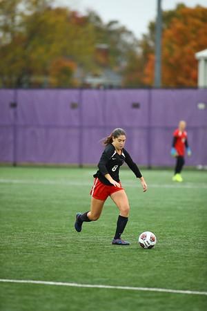 Girls Soccer Semi-State vs. Evansville Day (10/26/19)