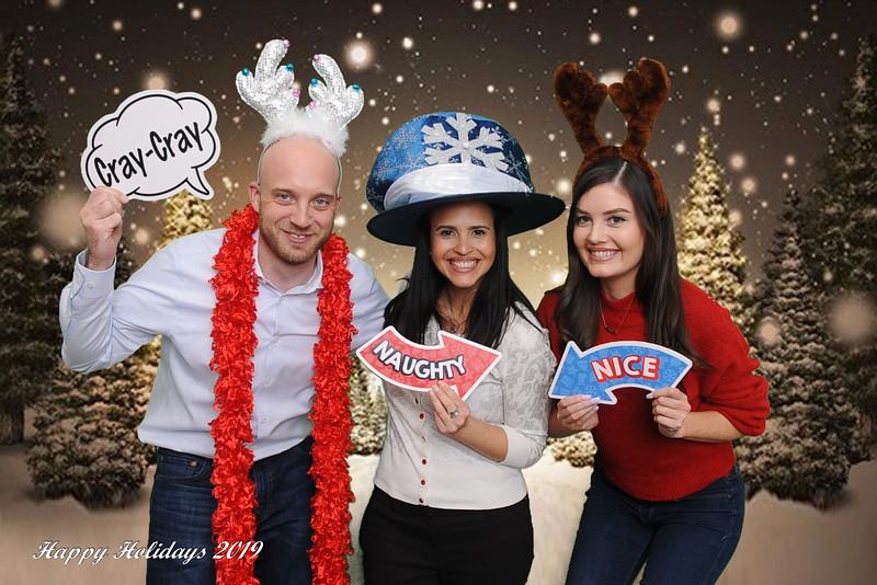 Lexus Holiday Party Greenscreen Photos 2019