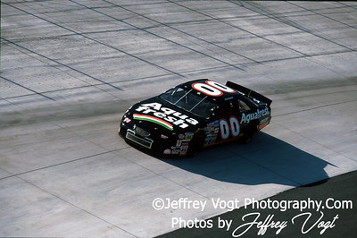 Buckshot Jones, Nascar Driver