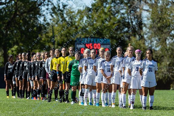 Jefferson Univ. Women's Soccer vs Bloomfield 10/05/2019