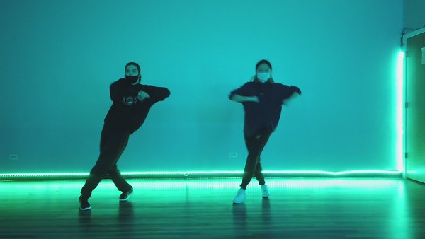 Unna & Brandon - Collab Choreo 10-24