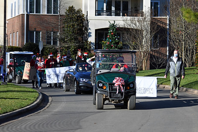 Holiday Parade at The Pines