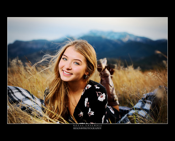 Courtney (HS Senior)