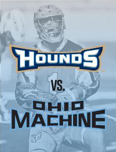 MLL: Ohio Machine @ Charlotte Hounds